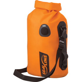 SealLine Discovery Organizer zaino 10l arancione